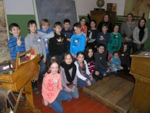 Im Schulmuseum Wuppertal