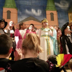 JEKISS-Chor im Breuersaal